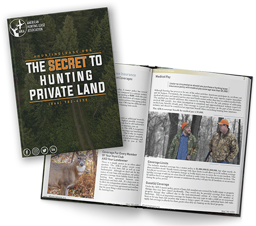 The Secret To Hunting Private Land - American Hunting Lease Association