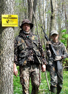 Forming a Hunting Club